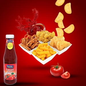Sauce aux tomates et mayonnaise