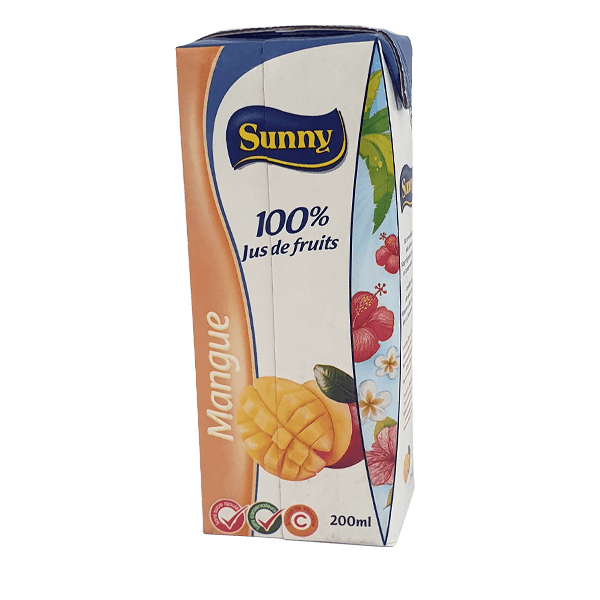 sunny mangue 200 ml oct 19