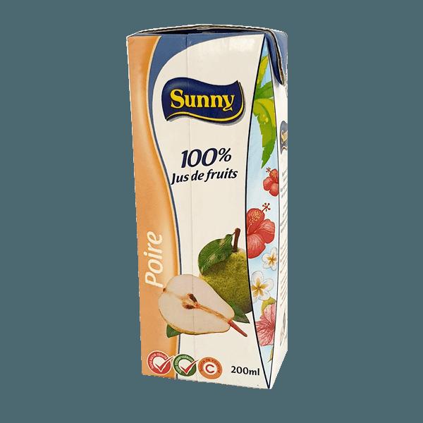 sunny poire 200 ml oct 19