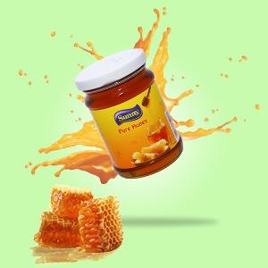 Sunny Honey (Jar)