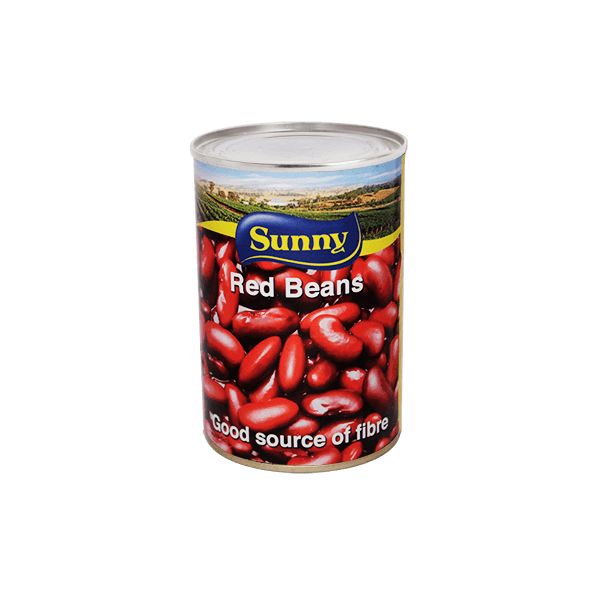 sunny food canners red-beans