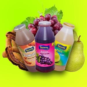 Sunny Fruit Juice (Plastic Bottle)