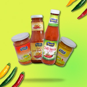 Sunny Chili Products