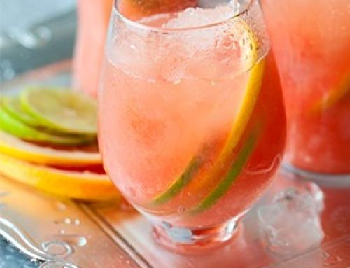 Recette: Cocktail de Pamplemousse