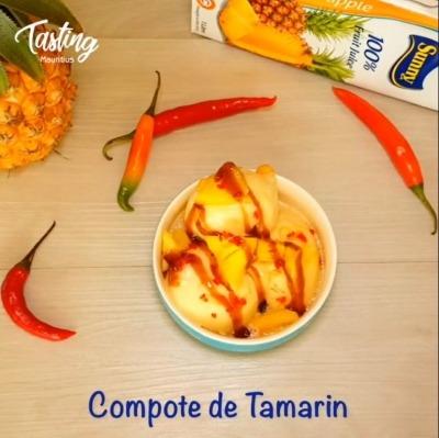 sunny compote recipe