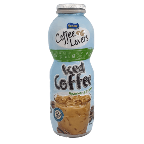 Coffe-Lovers hazelnut & cream