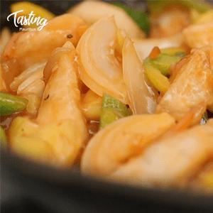 poisson-aigre-doux-recette