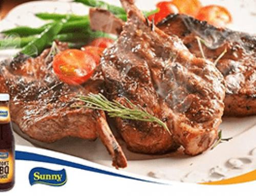 La Smoky Barbecue Sauce de Sunny pour vos grillades !