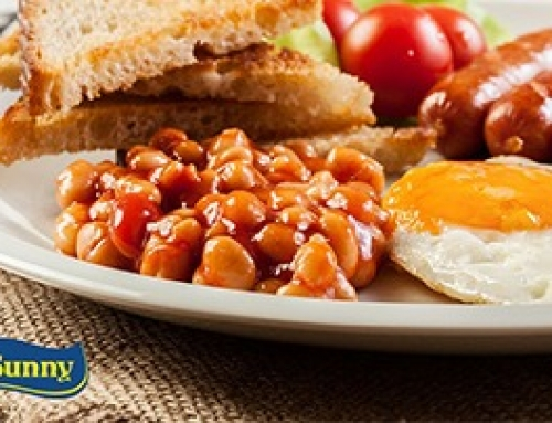 Baked beans de Sunny, un petit-déjeuner gourmand !