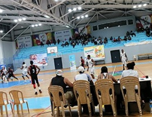 Super League Basketball 5×5 2020 👍
