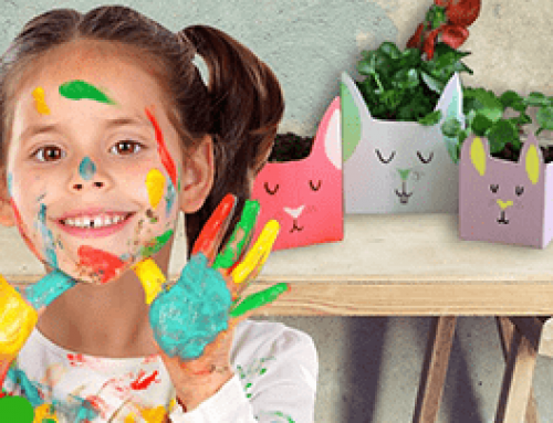 Fun activity with your kids at home – Sunny Brik Art!