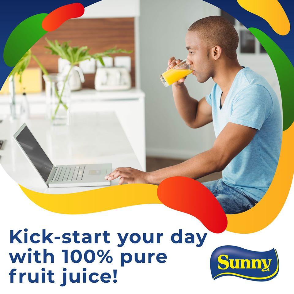100% fruit juice