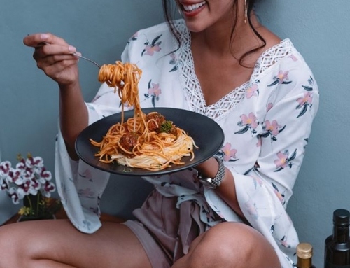 Life is a combination of magic & pasta