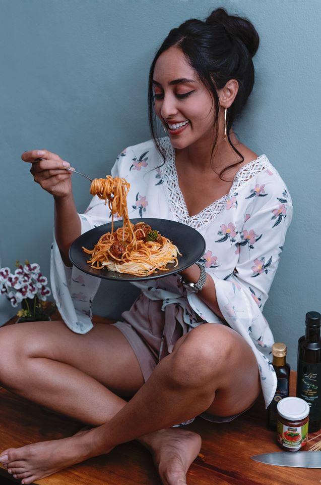 sunny pasta