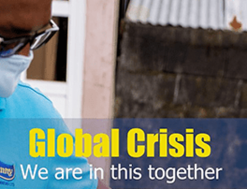 We are always here for you – Donation