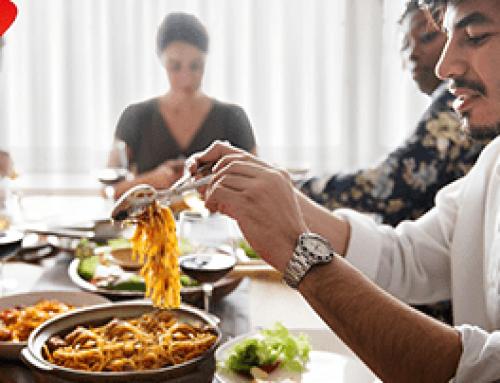 Sunny pasta sauce for a heartwarming Italian pasta!