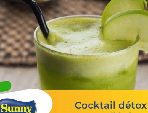 Cocktail détox pour l'été