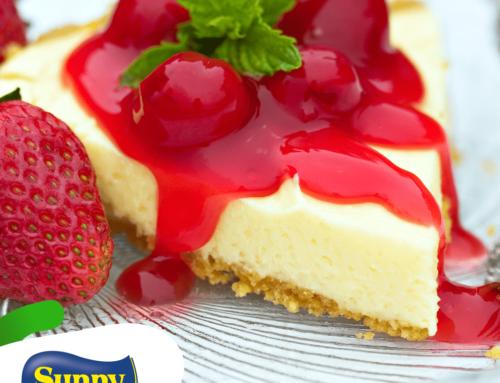 Recette de Cheesecake facile et festif