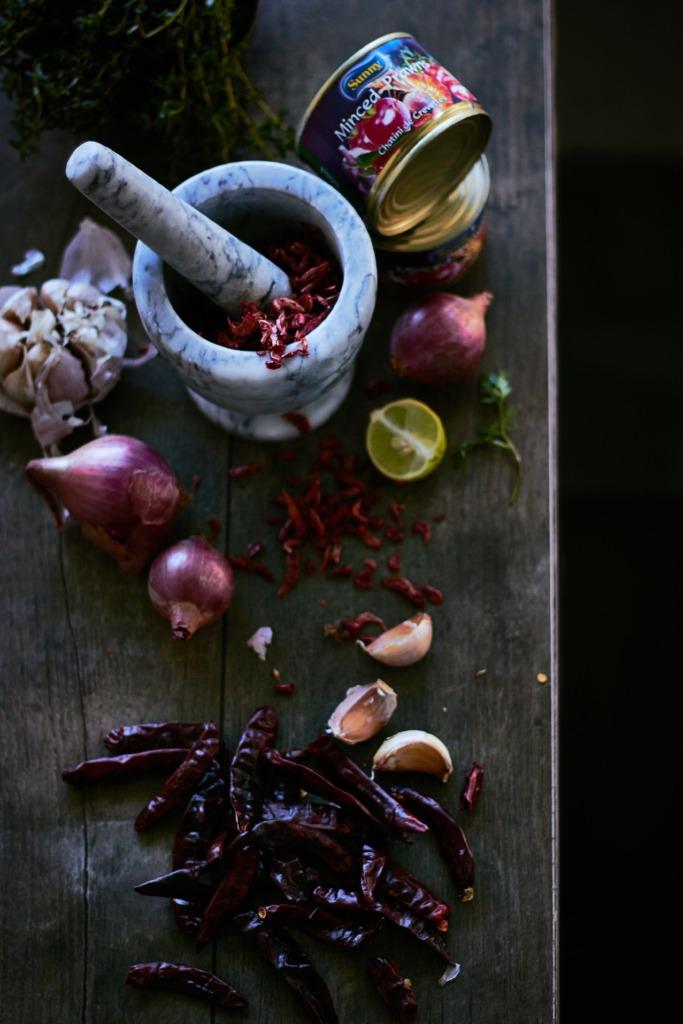 Satini Sevrette Ingredient Styling