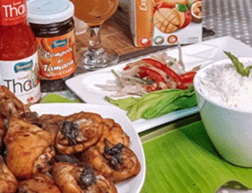 Thai Cuisine with Sunny – Recipe