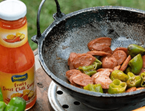 Sunny Fruity Sauce – Enn delice !