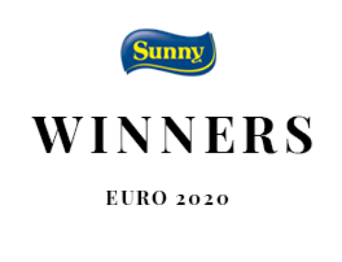 Congrats to our Sunny winners!